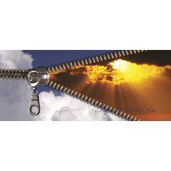 Cipzár-felhő poszter, fotótapéta 4-006VEP /250x104 cm/