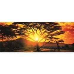 African Sunset poszter, fotótapéta 400VEP /250x104 cm/