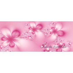 Virág minta poszter, fotótapéta 412VEP /250x104 cm/