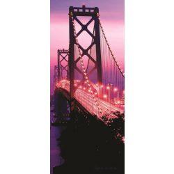 Golden Gate Bridge vlies poszter, fotótapéta 417VET /91x211 cm/