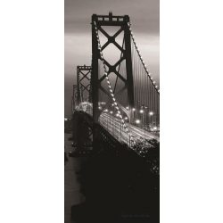 Golden Gate Bridge vlies poszter, fotótapéta 419VET /91x211 cm/