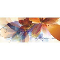 Virág minta vlies poszter, fotótapéta 548VEP /250x104 cm/