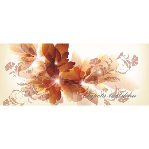 Virág minta vlies poszter, fotótapéta 550VEP /250x104 cm/