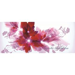 Virágok vlies poszter, fotótapéta 551VEP /250x104 cm/