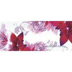 Virág minta vlies poszter, fotótapéta 552VEP /250x104 cm/