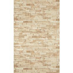 Barna bézs kő mintás  tapéta
