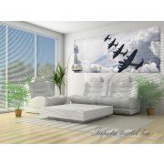 Repülők vlies poszter, fotótapéta 570VEP /250x104 cm/