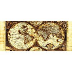 Térkép vlies poszter, fotótapéta 571VEP /250x104 cm/