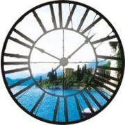 Clock vlies poszter, fotótapéta 620VEZ1 /208x208 cm/