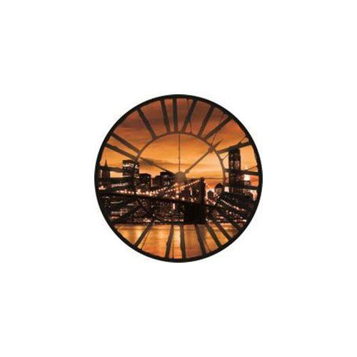 Clock vlies poszter, fotótapéta 622VEZ1 /208x208 cm/