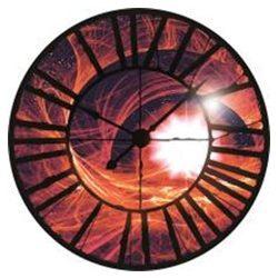 Clock vlies poszter, fotótapéta 628VEZ1 /208x208 cm/
