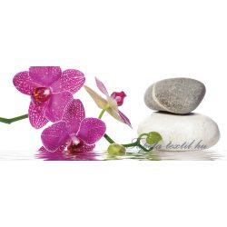 Orchidea vlies poszter, fotótapéta 652VEP /250x104 cm/