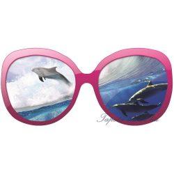 Szemüveg vlies poszter, fotótapéta 723VEZ5 /205x92 cm/