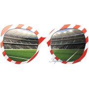 Szemüveg vlies poszter, fotótapéta 726VEZ5 /205x92 cm/