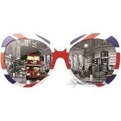 Szemüveg vlies poszter, fotótapéta 732VEZ5 /205x92 cm/