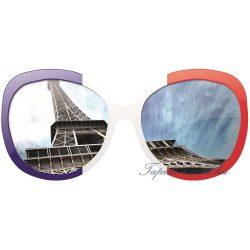 Szemüveg vlies poszter, fotótapéta 733VEZ5 /205x92 cm/
