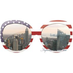 Szemüveg vlies poszter, fotótapéta 734VEZ5 /205x92 cm/
