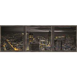 View City Aerial vlies poszter, fotótapéta 744VEEXXXL /832x254 cm/
