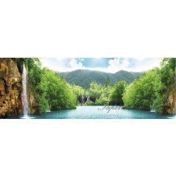 Laguna vlies poszter, fotótapéta 745VEEXXL /624x219 cm/