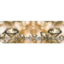 Gyémánt vlies poszter, fotótapéta 790VEEXXXL /832x254 cm/