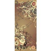 Ornament vlies poszter, fotótapéta 8-008VET /91x211 cm/