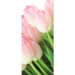 Tulipánok vlies poszter, fotótapéta 8-018VET /91x211 cm/
