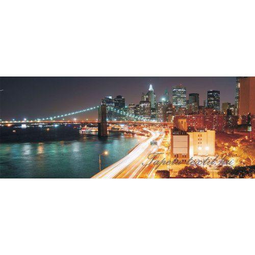 Brooklyn Bridge vlies poszter, fotótapéta 8-019VEP /250x104 cm/
