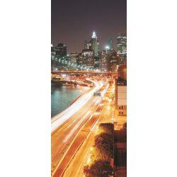 Brooklyn Bridge vlies poszter, fotótapéta 8-019VET /91x211 cm/
