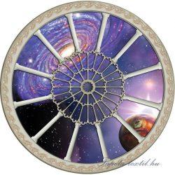 Galaxis vlies poszter, fotótapéta 916VEZ1 /208x208 cm/