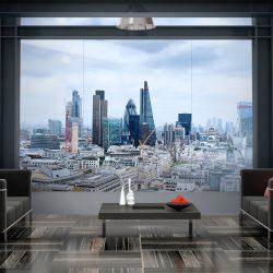 Fotótapéta - City View - London