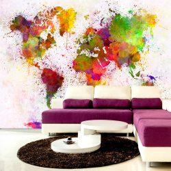 Fotótapéta - Dyed World