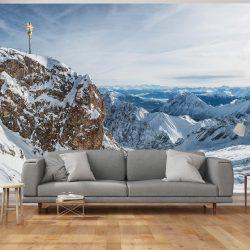 Fotótapéta - Alps - Zugspitze