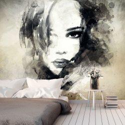 Fotótapéta -  Mysterious Girl