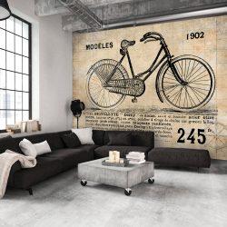 Fotótapéta - Old School Bicycle