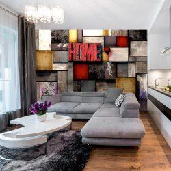 Fotótapéta - Colorful Home