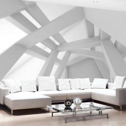 Fotótapéta - White Construction