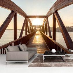 Fotótapéta - Bridge of the Sun