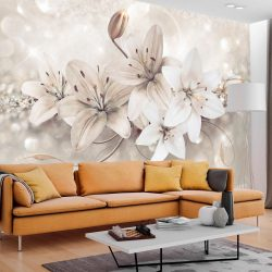 Fotótapéta - Diamond Lilies