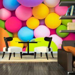Fotótapéta - Colourful Balls