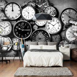 Fotótapéta - Retro Clocks