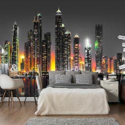 Fotótapéta - Desert City (Dubai)