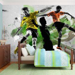 Fotótapéta - Soccer stars