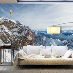 XXL Fotótapéta - Winter in Zugspitze