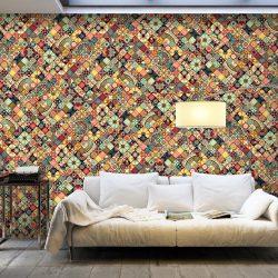 XXL Fotótapéta - Rainbow Mosaic