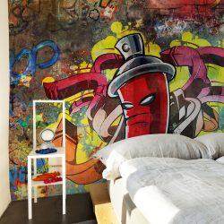 Fotótapéta - Graffiti monster