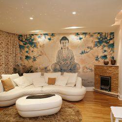 Fotótapéta - Buddha of prosperity