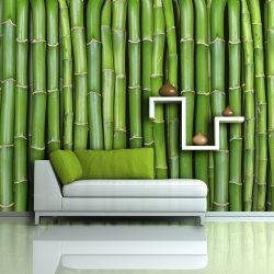 Fotótapéta - Bambusz fal