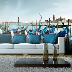 XXL Fotótapéta - Gondola a Grand Canal, Velence