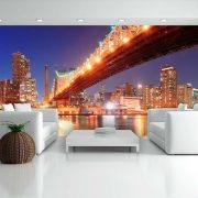 XXL Fotótapéta - Queensborough Bridge - New York