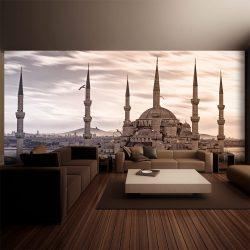 XXL Fotótapéta - Kék mecset - Isztambul